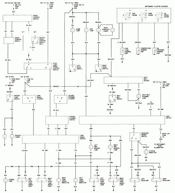 12  1979 Dodge Truck Wiring Diagram