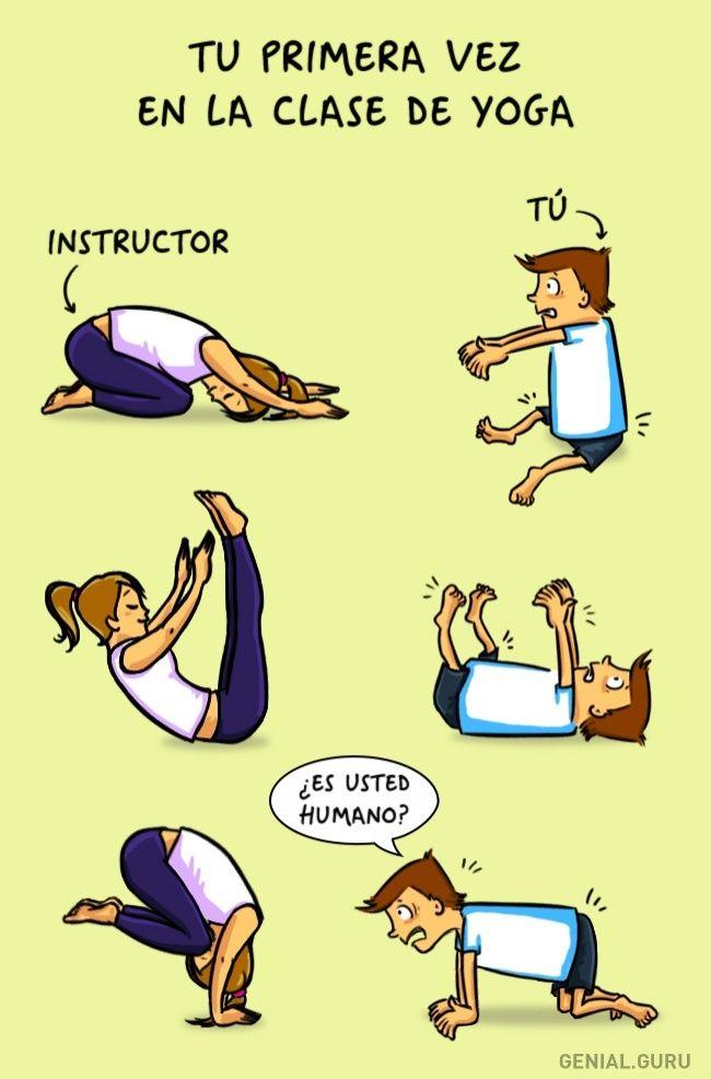 8 ilustraciones que describen tu primer d a en el gimnasio for En el gimnasio