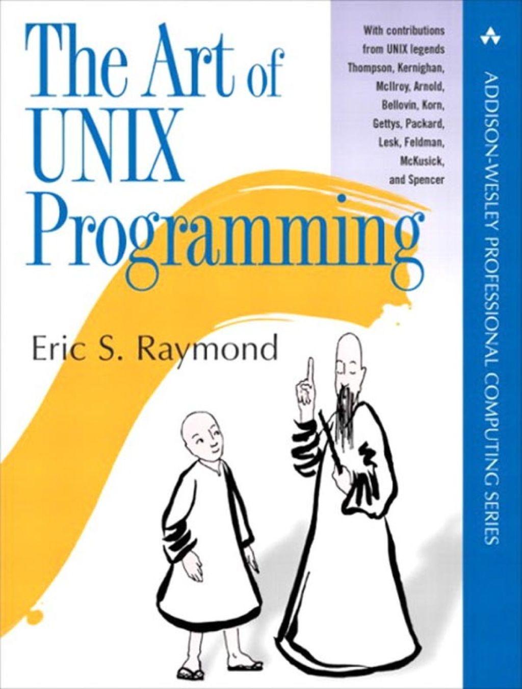 The Art of UNIX Programming (eBook) Unix programming