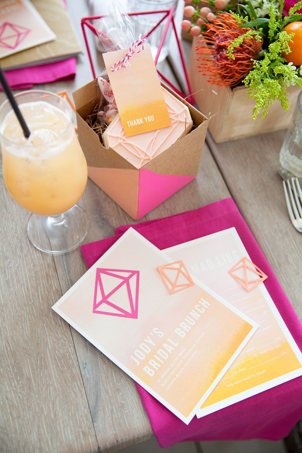 BRIDAL SHOWER BRUNCH DIY | Bridal showers and Brunch