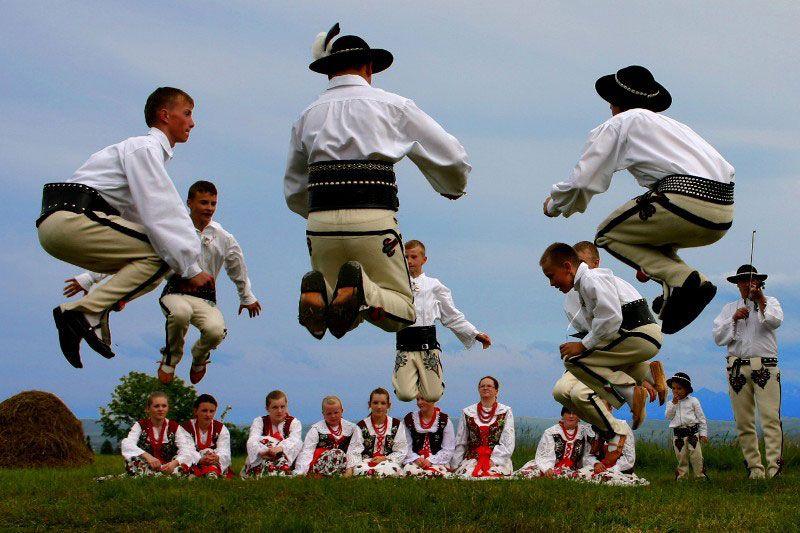Muzyka, taniec i pieśń kultury góralskiej