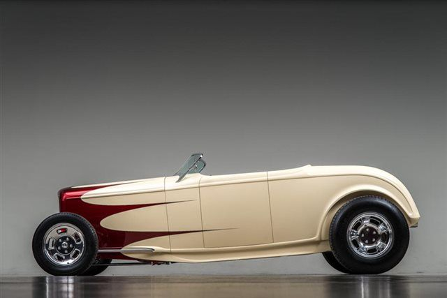 1932 Ford Roadster Hot Rod - Click to see full-size photo viewer