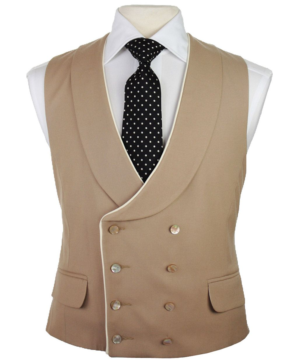 Our extensive men's vest collection includes luxury vests ideal for weddings and other formal occasions, as well as work and everyday vests. Our luxury vests come in a variety of colours, fabrics and patterns which can be matched perfectly with our handkerchief, tie and cravat collections.