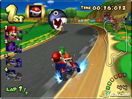 Mario Kart Double Dash The Only Mario Kart Game That You Can