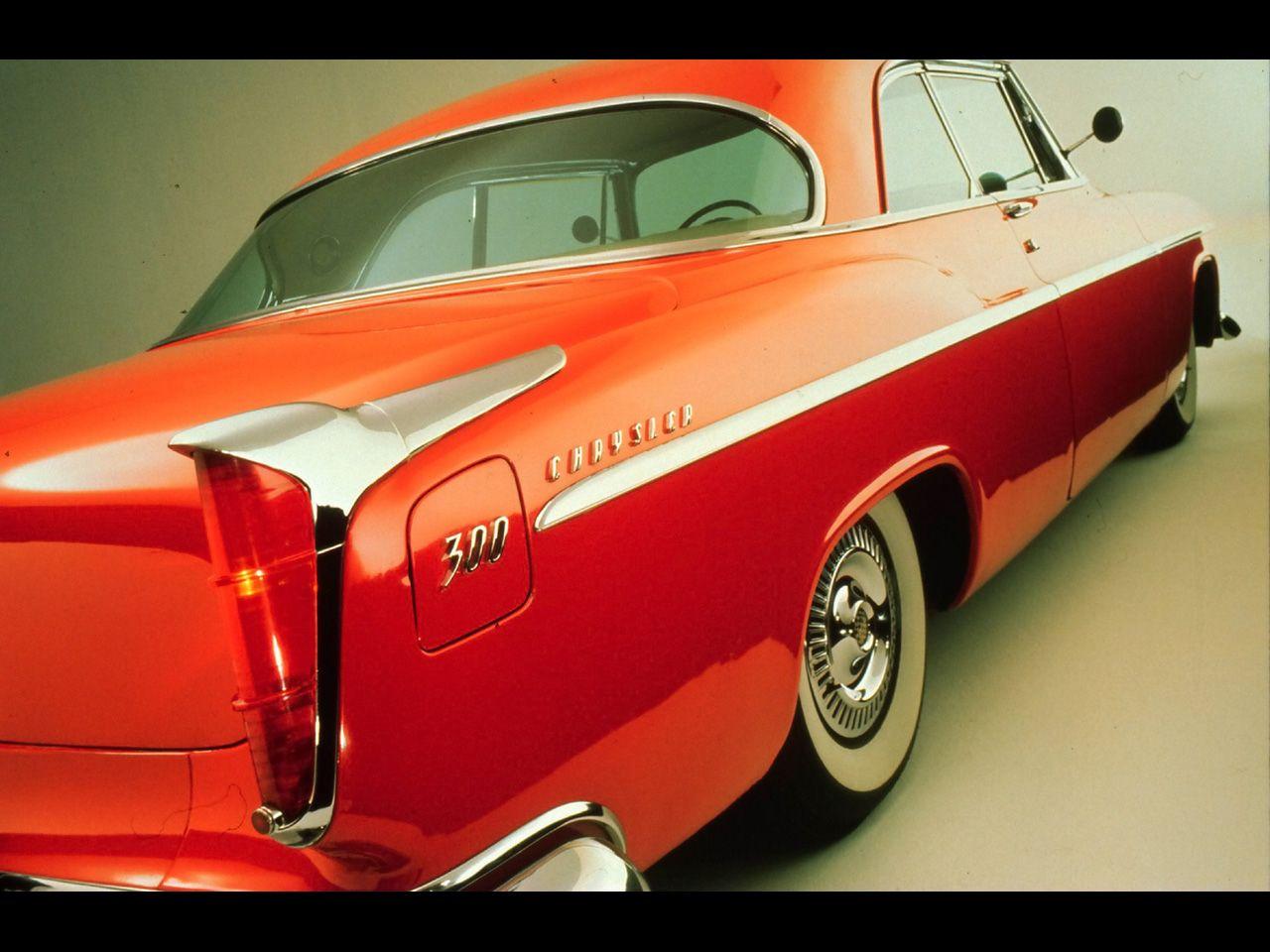 Chrysler 300 50th Anniversary Chrysler 300 Heritage 1955