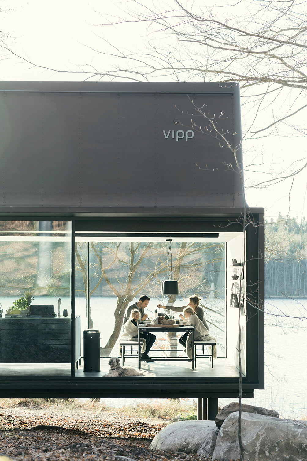 Vipp Shelter | vipp.com | Shipping Containers | Building a ...