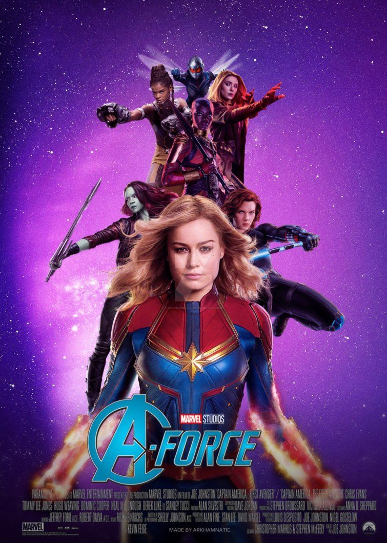 Image result for A-Force movie