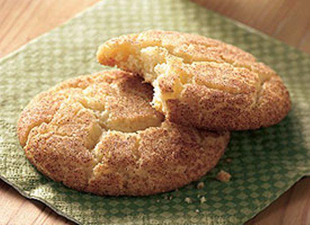 Classic Snickerdoodle Cookies Recipe Snickerdoodle Recipe Betty Crocker Cake Mix Snickerdoodle Cookie Recipes