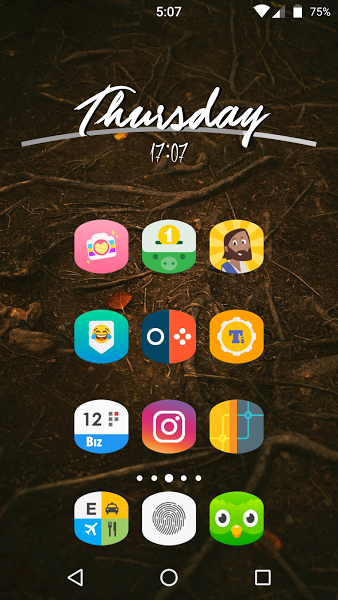 Pixel Icon Pack – Cylinder UI v1 1 4 [Patched]Requirements