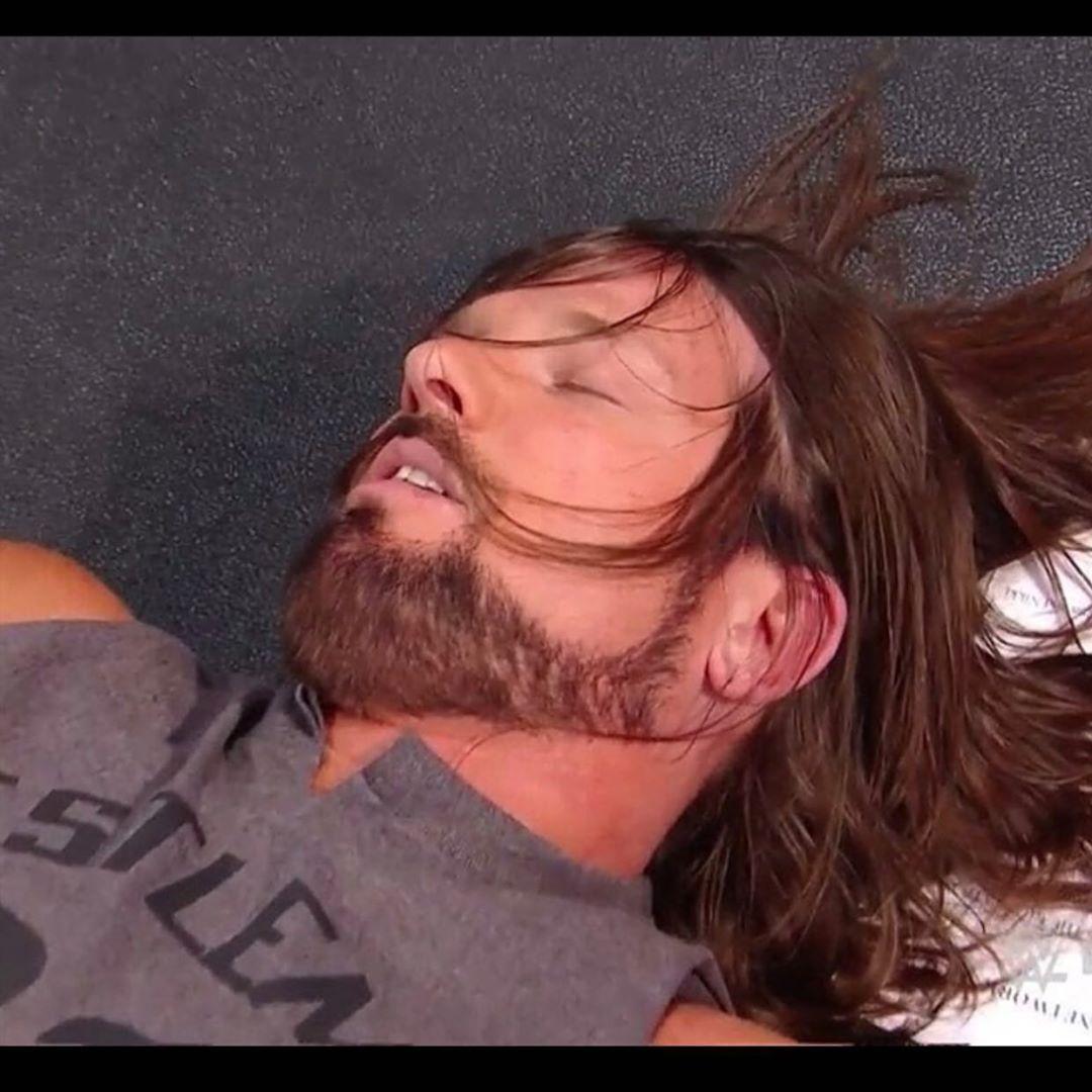 Aj Styles Beard
