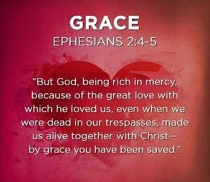 Eph. 2:4-5
