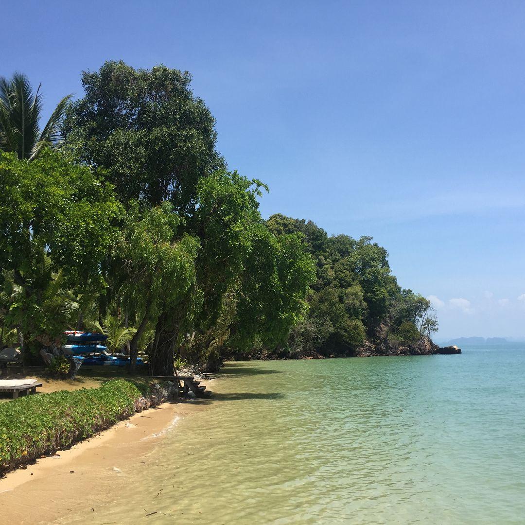 Desert Island Beach: Pin By Ameena.Ch🧚🏿♂️ On Krabi In 2020