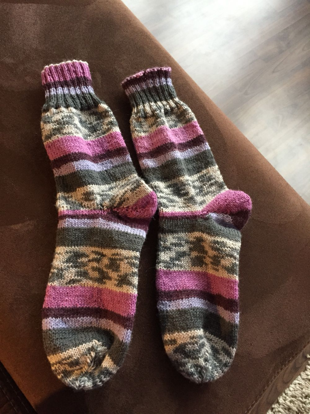 Meine ersten Socken