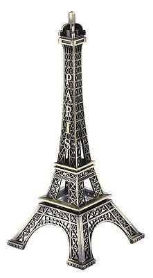 15 inches Bronze Paris Eiffel Tower Sculpture