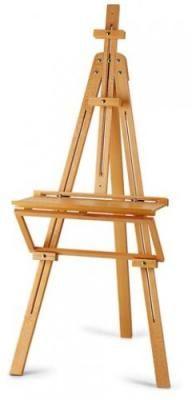Tritoo vente chevalets d 39 atelier le g ant des beaux arts ruelle 2village pinte - Chevalet de table peinture ...