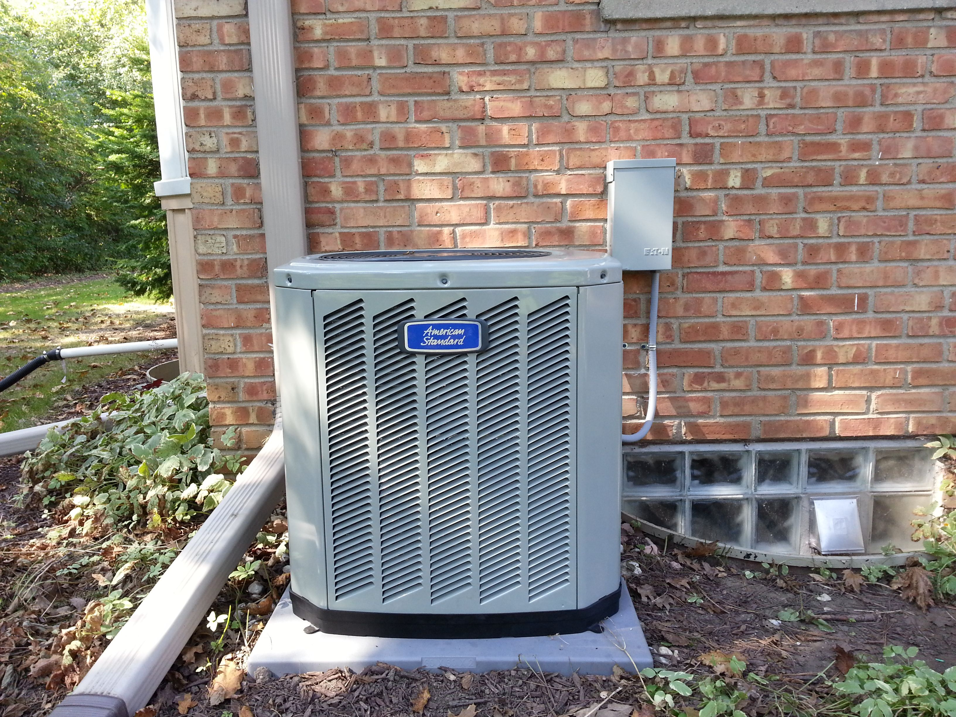 American Standard Silver SI Cooling installation