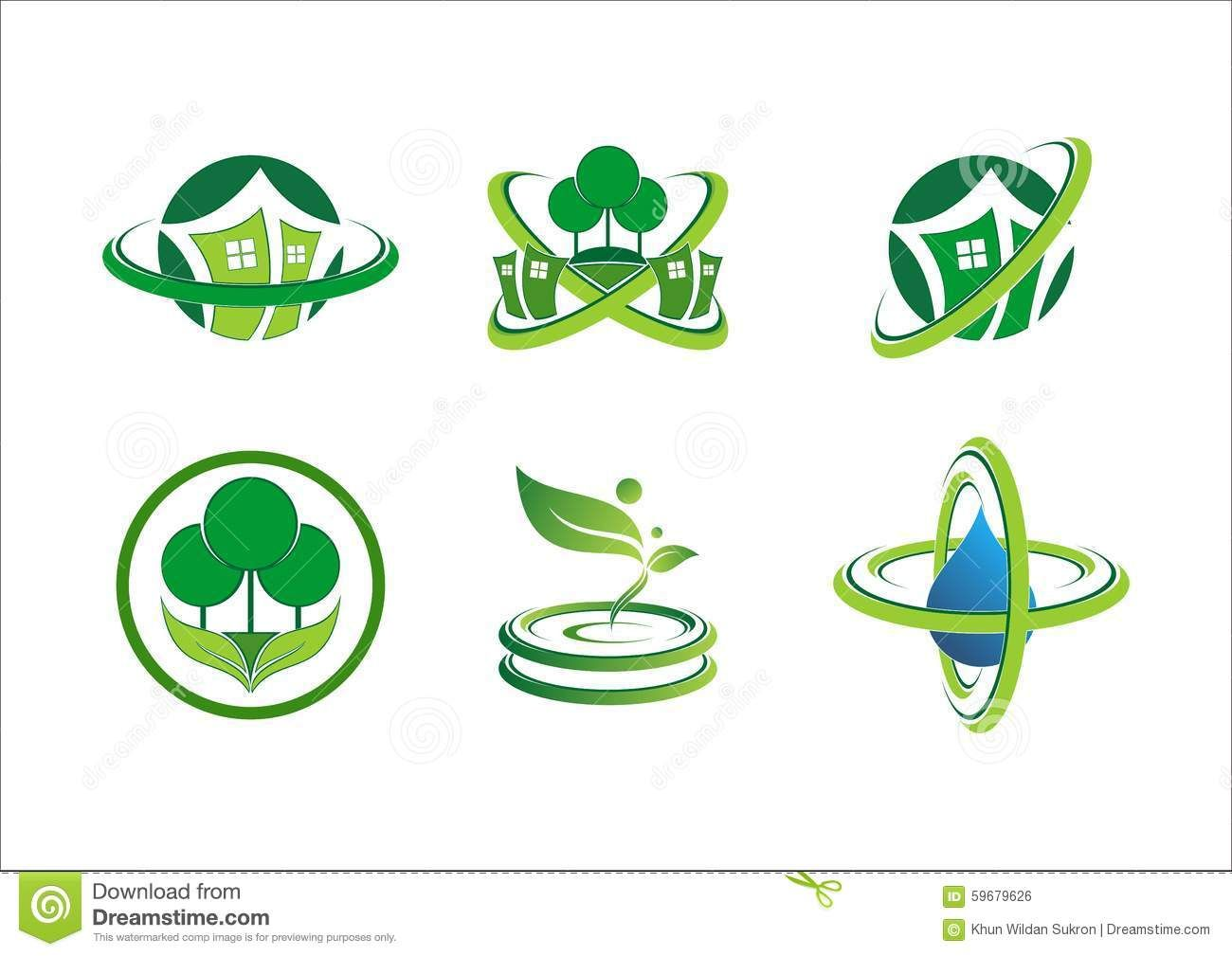 Circle connection home plant logo house building landscape real circle connection home plant logo house building landscape real estate green nature biocorpaavc Image collections