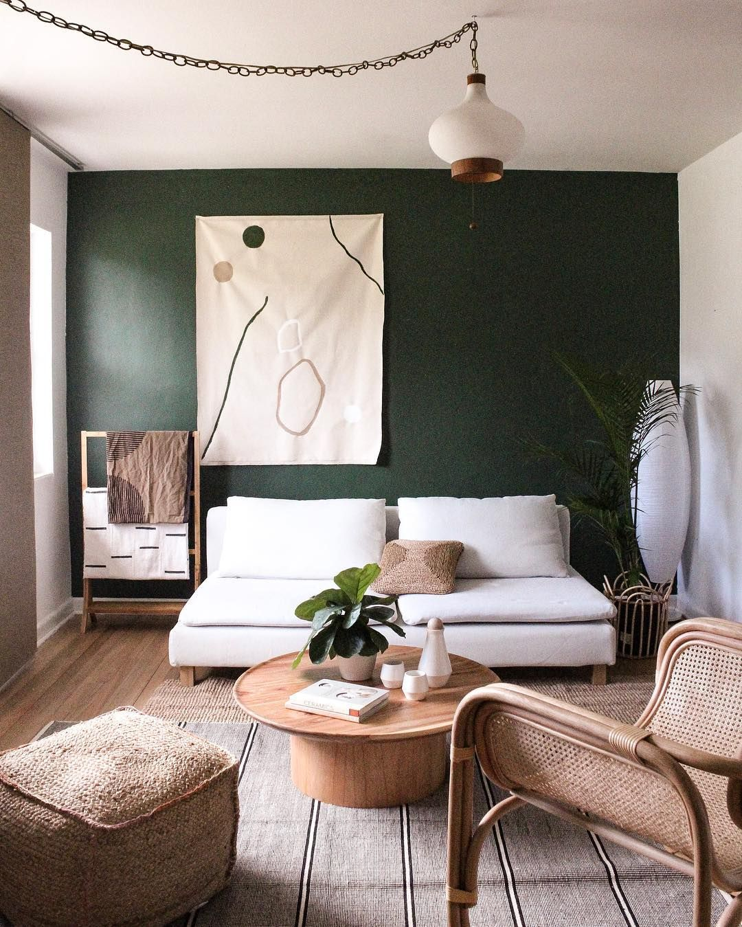 26 Relaxing Green Living Room Ideas: The House On Emily Lane (@emilylaneliving) On Instagram