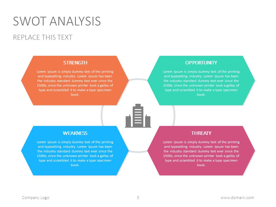 Swot Analysis Powerpoint Slide Business Analysis