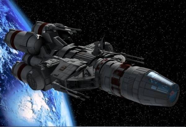 Corellian Corvette Space: Nexus Enclave