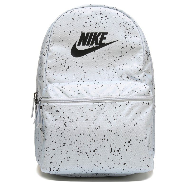 db610a2196c3 Nike Nike Heritage Backpack Accessories (Pure Platinum Black)