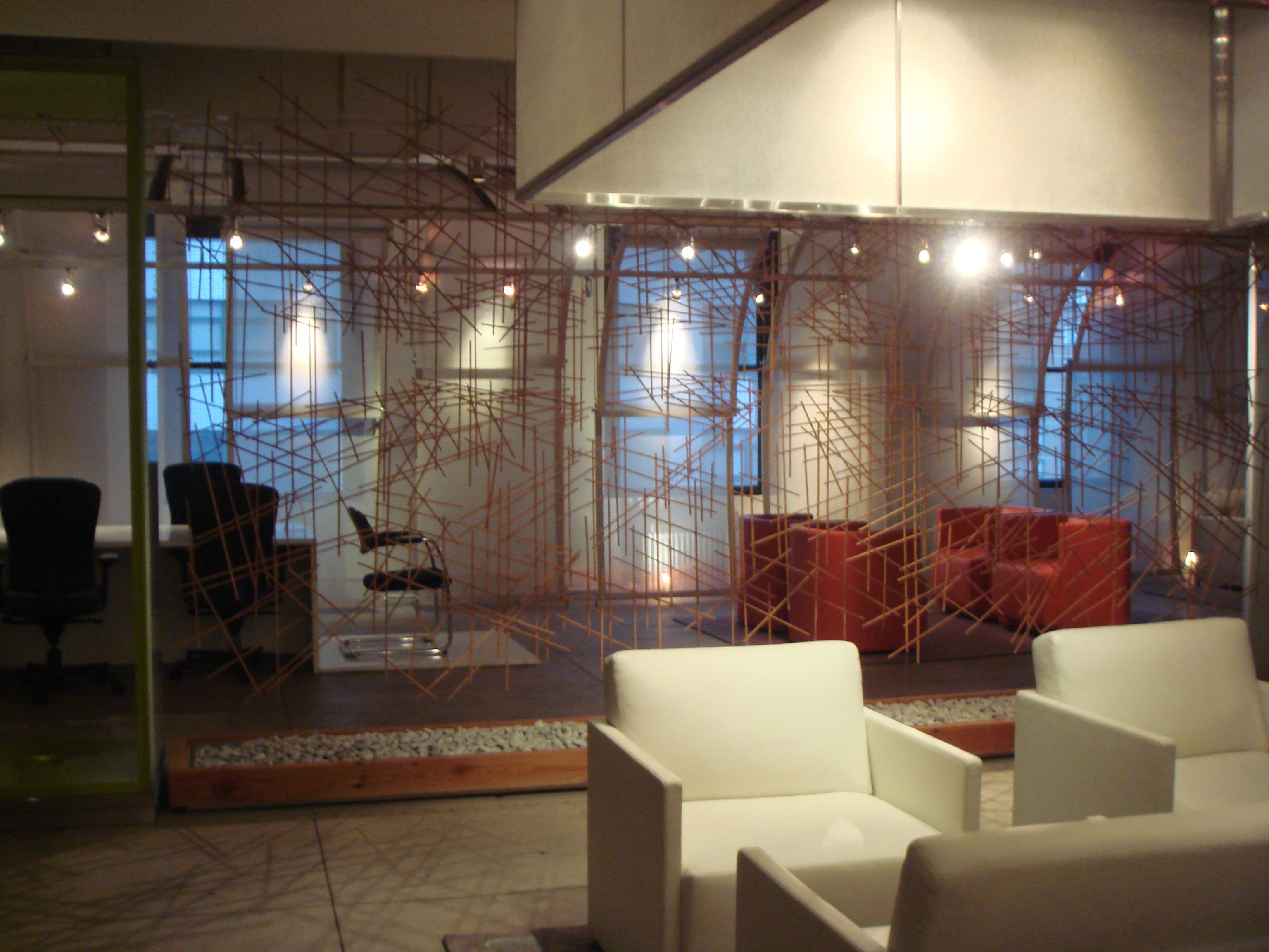 room divider mesh/wire screen | Room divider, California ...