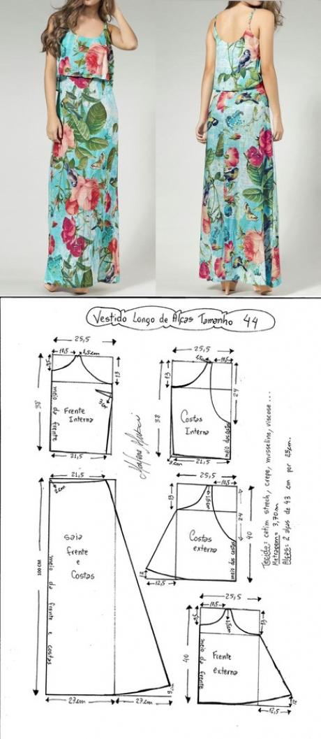 Los patrones simples | las cosas simples | Tutorials | Pinterest ...