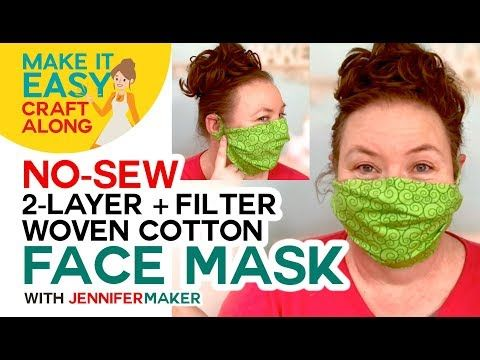 DIY Face Masks: What You Should Know Before Making One - Jennifer Maker