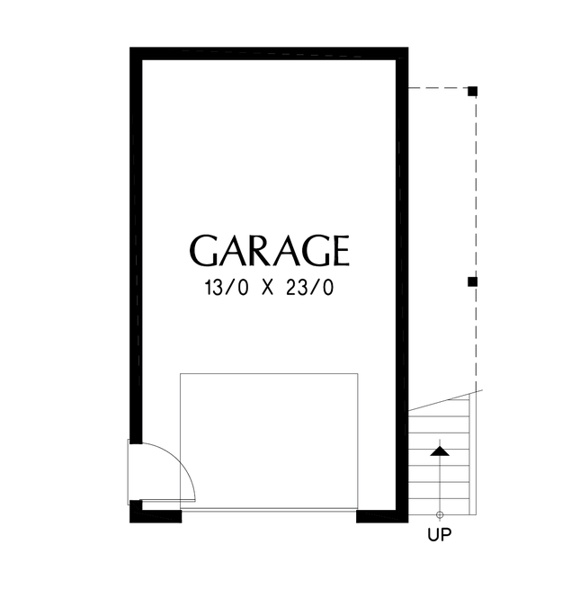 Image For Stratton-Contemporary Garage With Studio