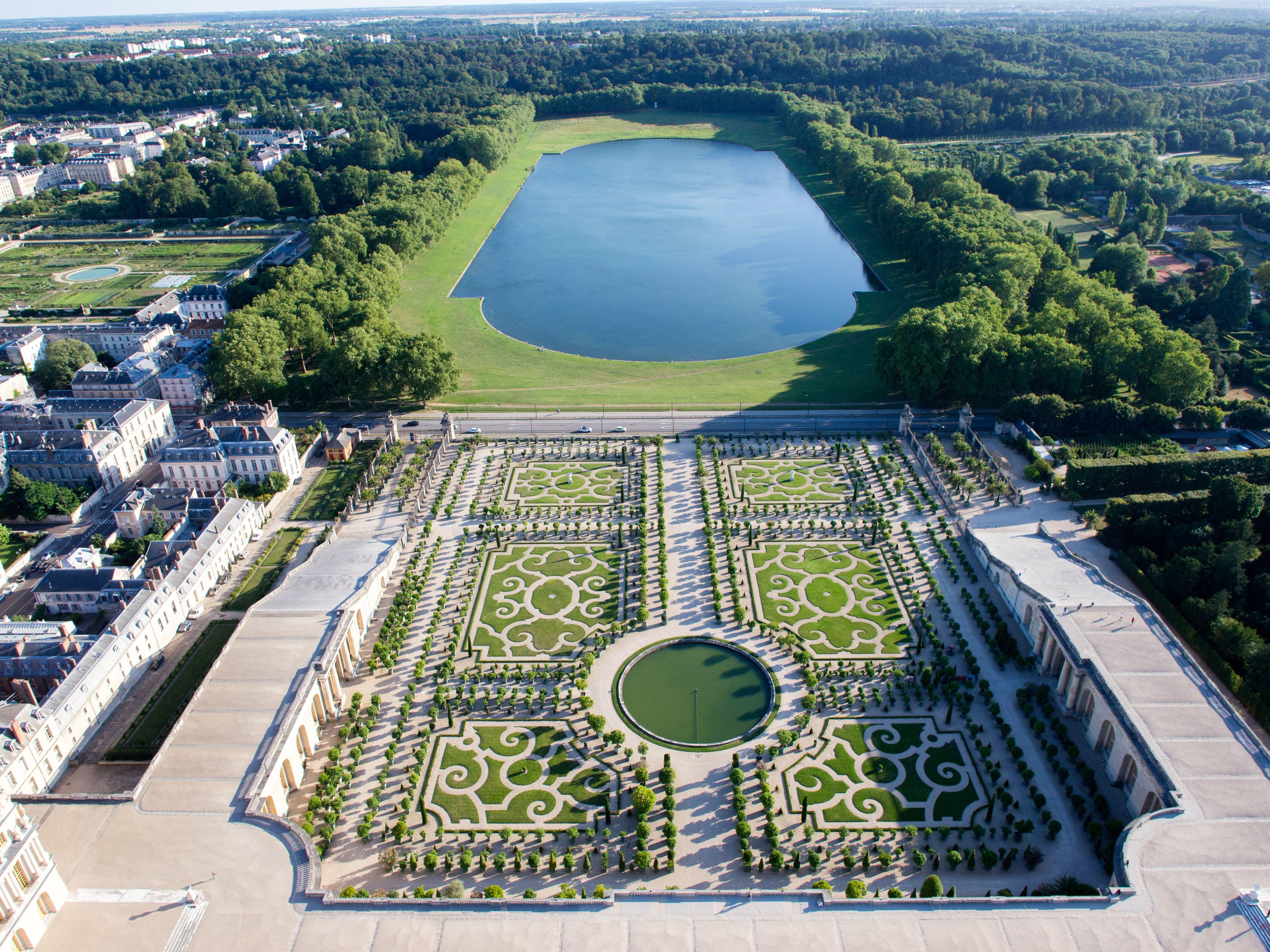 Palais De Versailles  Louis Le Vau E Jules Hardouin