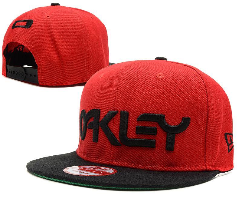 oakley strapback