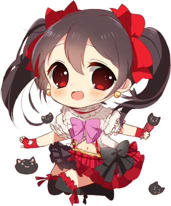 Nico Nico Nii* by Hinausa on DeviantArt