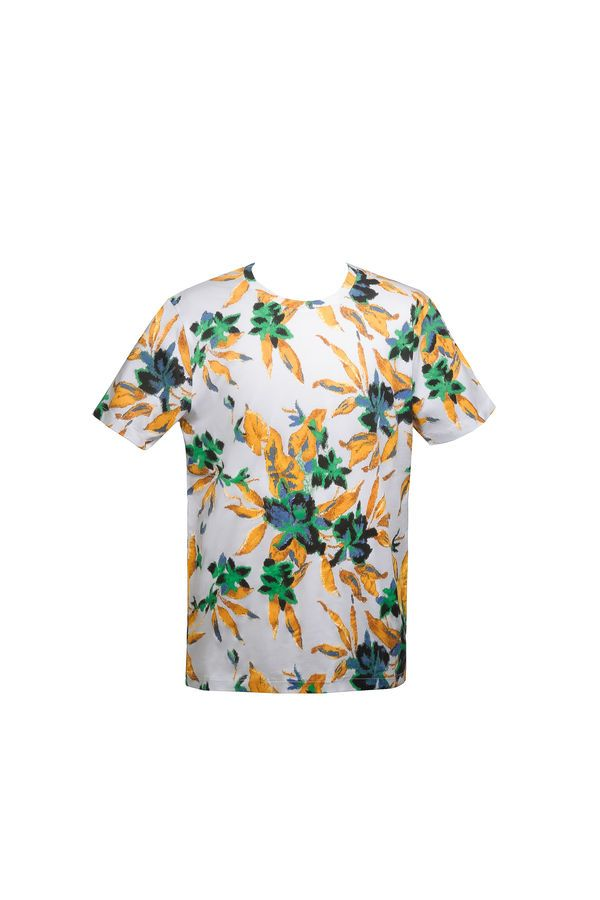 409d17ffa58c Mens Clothing Styles, Clothing Items, Printed Shorts, Short Sleeve Tee,  Flower Prints