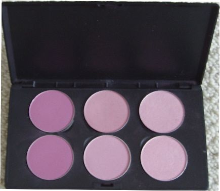 d35a2d26 Cool toned, medium value MAC blush: Coygirl, Dame and Well dressed ...