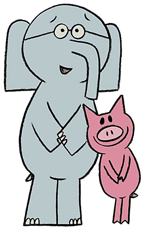Image result for piggie and elephant