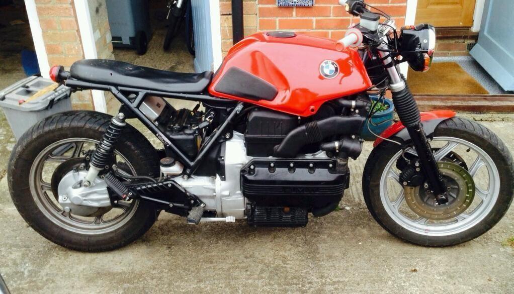 tuning moto bmw k75