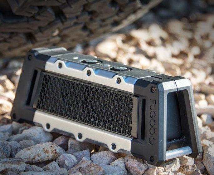 fun unique bluetooth speakers. Fugoo Tough  Ultra Rugged Waterproof Bluetooth Speaker Unique