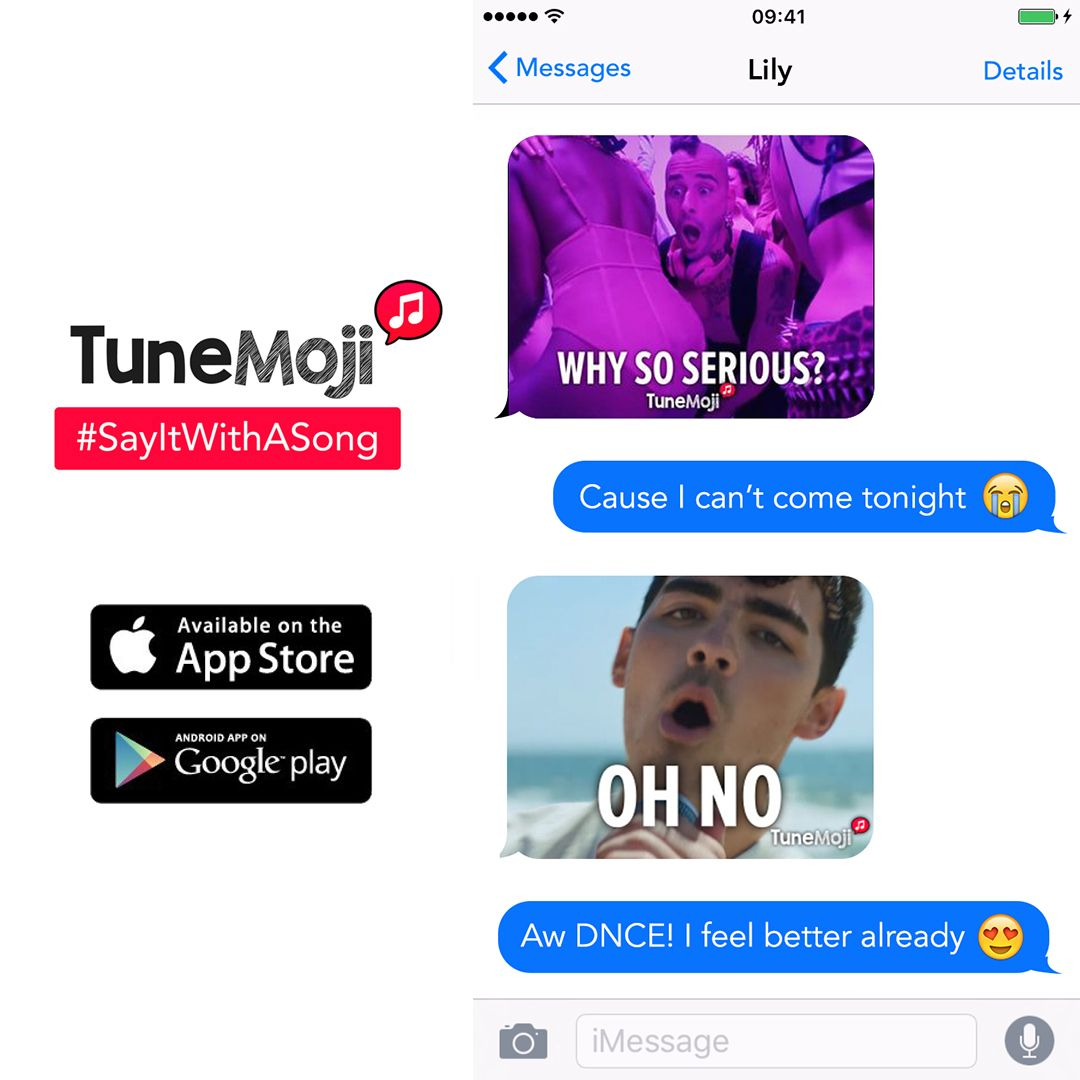 Pin by TuneMoji on Text Messages with TuneMoji | I feel