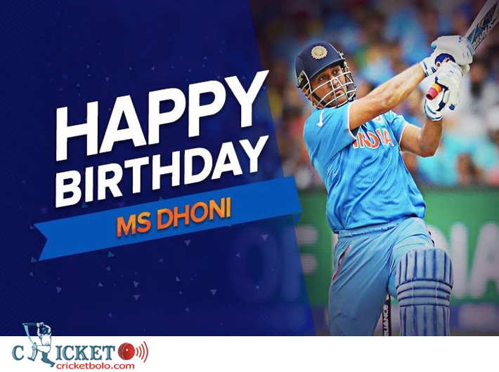 MS Dhoni Turns 39, Wishes Pour On Social Media in 2020 V