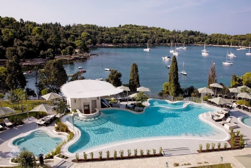 Hotel Monte Mulini - Pool