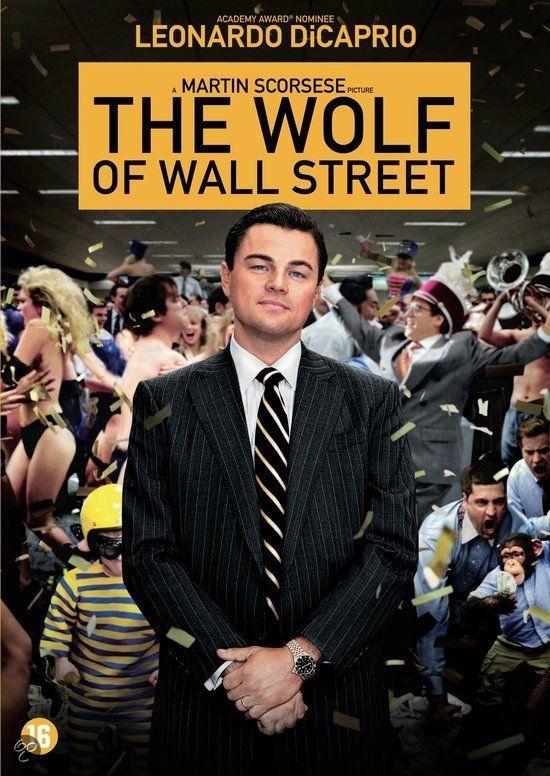 The Wolf Of Wall Street, leuke film voor bij een lastige kater #AllesVoor #student #film #opdebank