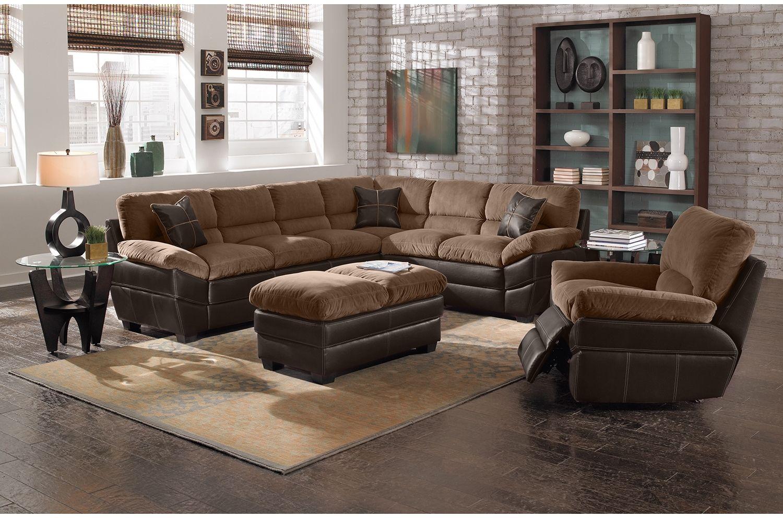 Best Living Room Furniture The Piedmont Ii Beige Collection 400 x 300