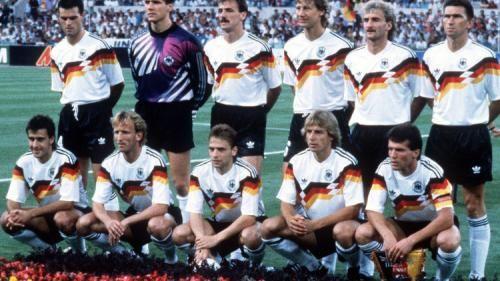 Deutschland Zum Vierten Mal Fussball Weltmeister Welt
