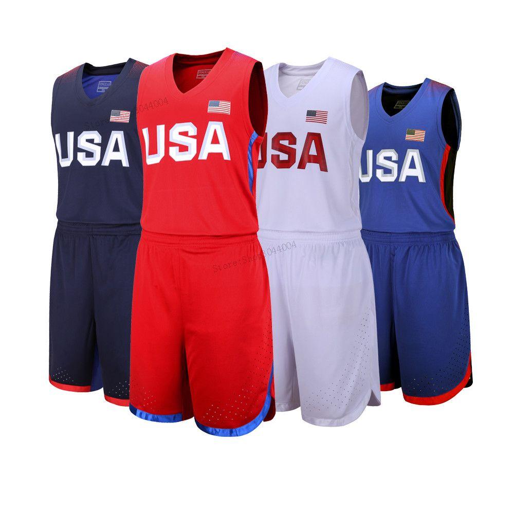 new concept 0b12a 03b33 Adsmoney American NBA Dream Team Cheap Basketball Set High ...