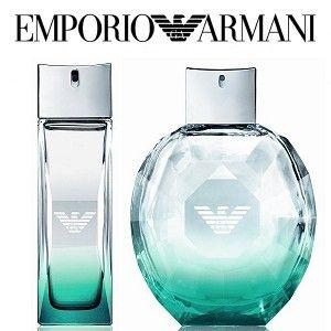 100% authentifiziert fairer Preis online hier Giorgio Armani Emporio Armani Diamonds Summer 2013 ...