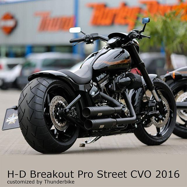 Image result for thunderbike breakout | Harleys | Harley davidson