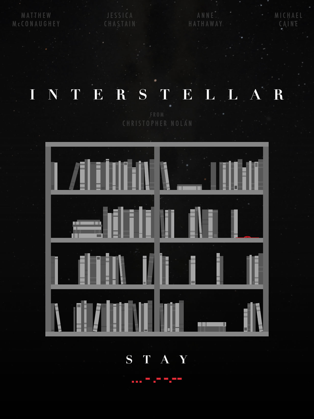 Siempre Piden Un Titulo Photo Things I Want And Maybe Give - Beautifully designed interstellar posters james fletcher