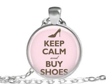 Keep calm and buy shoes! www.sofia-z.com #shoes #heels