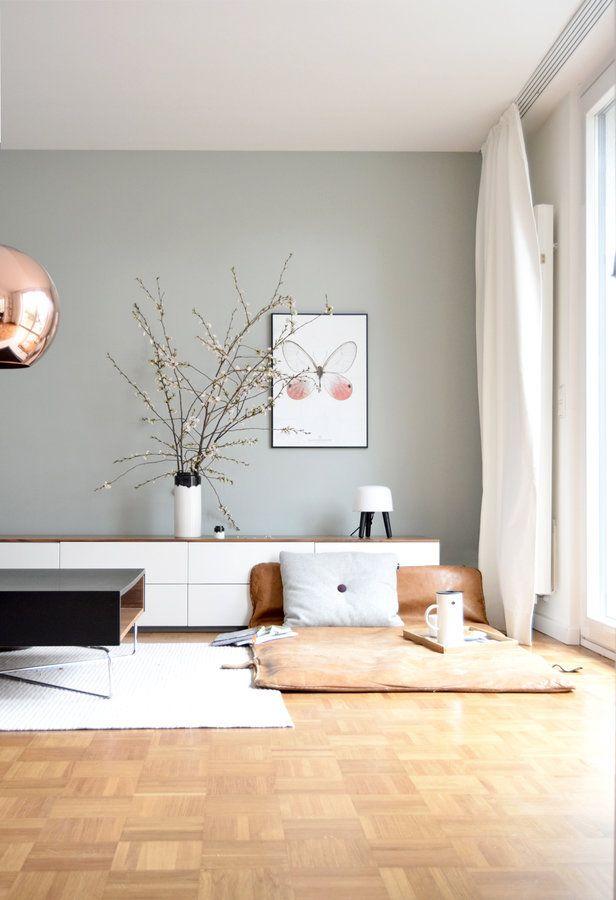 Draußen grau, drinnen gemütlich Der Februar auf Frühlingsanfang - farbe wohnzimmer ideen