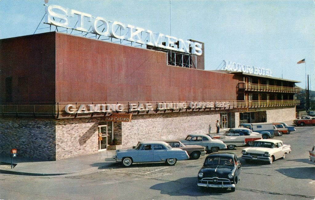 Stockmen's, 1950's